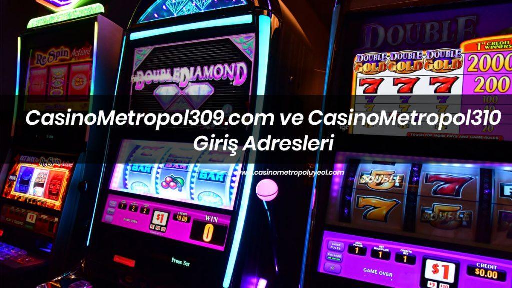 CasinoMetropol309.com ve CasinoMetropol310